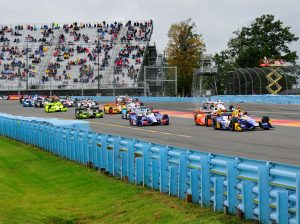 Rossi Conquers The Glen, Title Fight Tightens