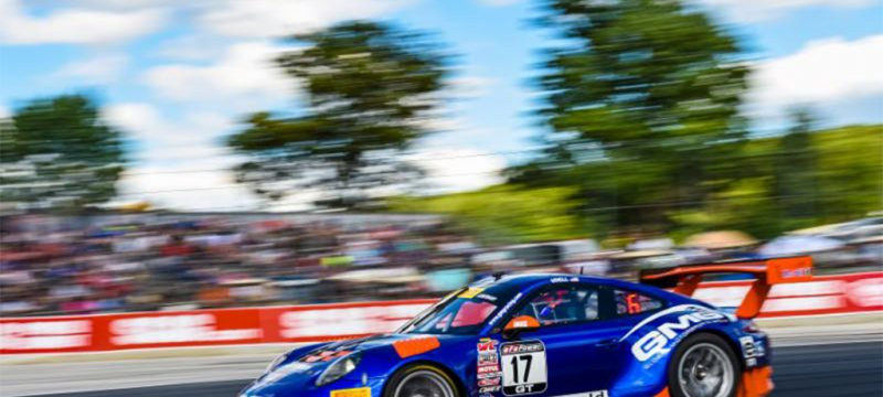 Udell Looking to Bookend PWC GT Rookie Season