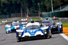 VILLORBA CORSE FINDS POINTS AND CONCRETENESS AT SPA