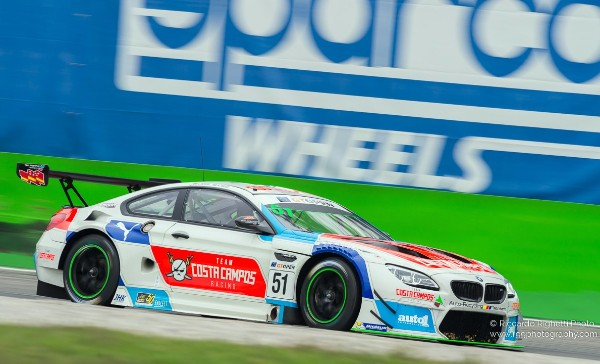 1-2 GT OPEN WIN FOR TEO MARTIN BMW'S AT MONZA