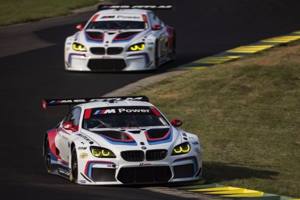 BMW TEAM RLL CARRIES WINNING MOMENTUM TO PETIT LE MANS