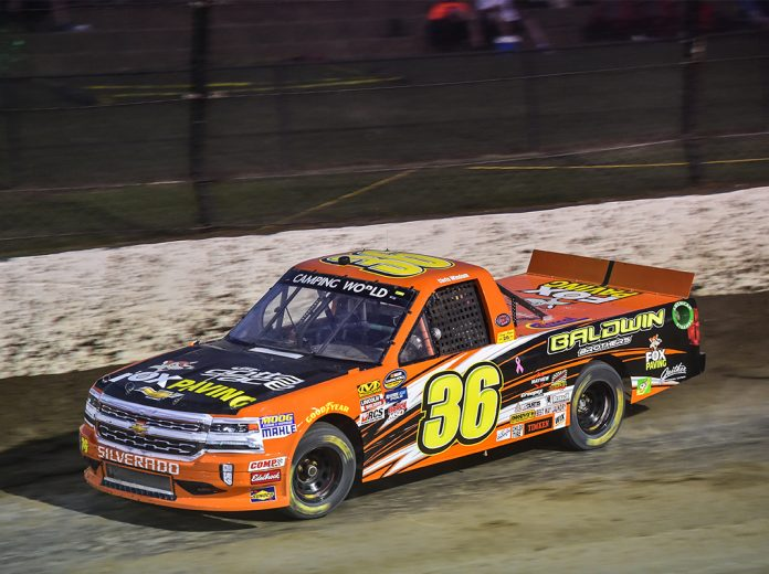 Chris Windom Set For Second Truck Series Start
