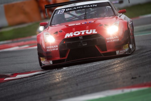 DRAMATIC FIGHTBACK FOR MOTUL TEAM RJN AT BLANCPAIN FINALE