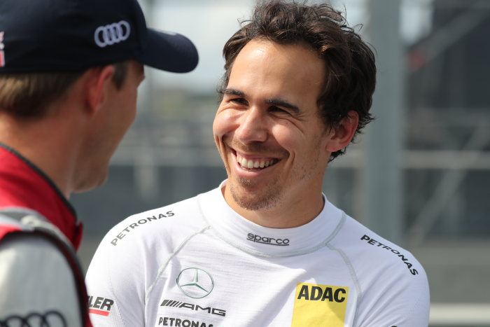 DTM – The man behind the racing driver: Robert – Part 4