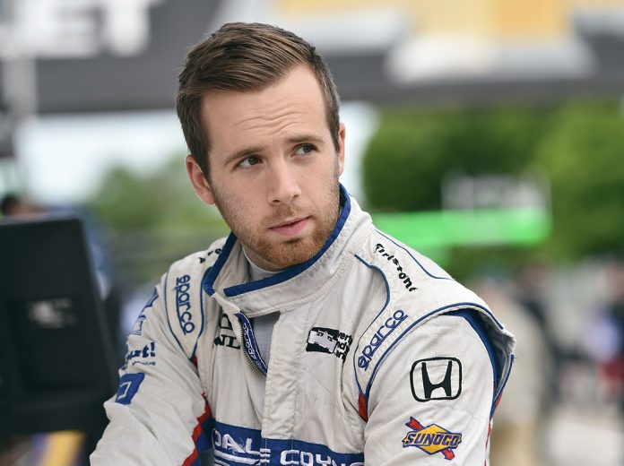 Ed Jones To Drive Second Ganassi Indy Car