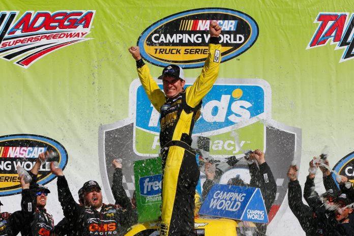 Grant Enfinger Looks To Repeat In Home State