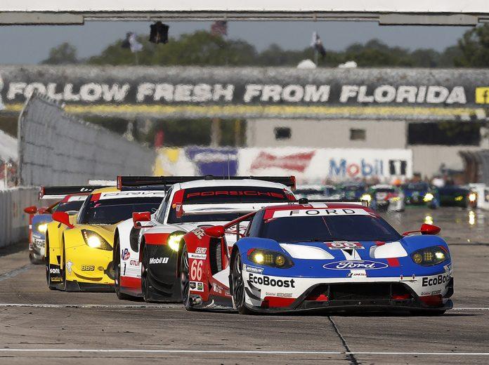 IMSA SportsCar Encore Coming To Sebring In 2018