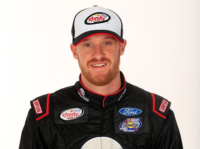 Jeb Burton Lands Martinsville Truck Ride