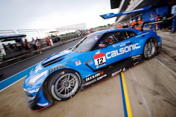 MARDENBOROUGH STARS IN SUPER GT AND NISSAN STAYS IN TITLE FIGHT