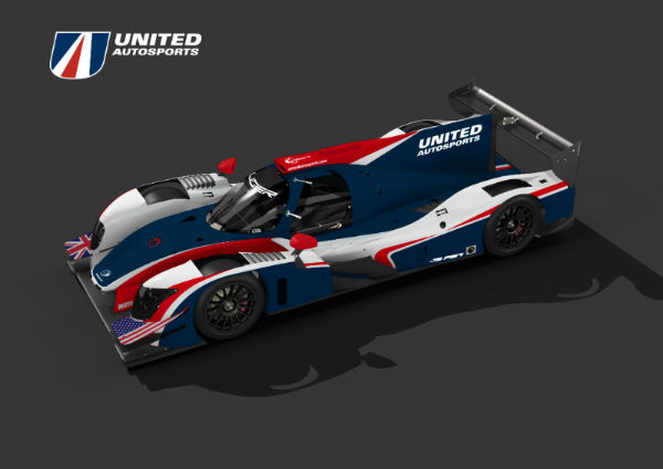 PAUL DI RESTA TO JOIN UNITED AUTOSPORTS FOR ROLEX 24 HOURS AT DAYTONA