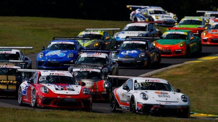 Porsche GT3 Cup Challenge Heads To Atlanta