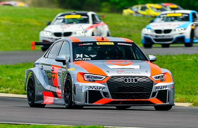 PWC Adds New Touring Car Division For 2018