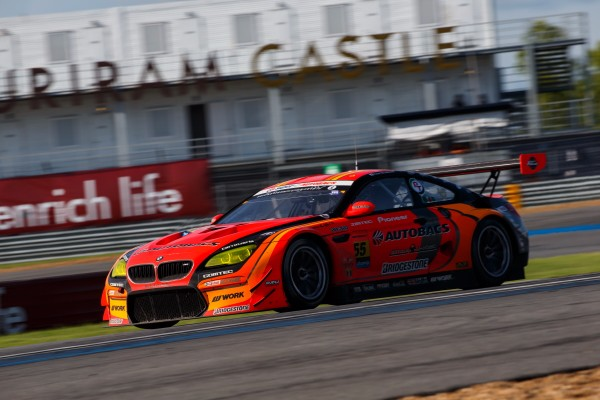 THAILAND PODIUM FRACTIONS AWAY FOR WALKINSHAW AND TAKAGI IN SUPER GT