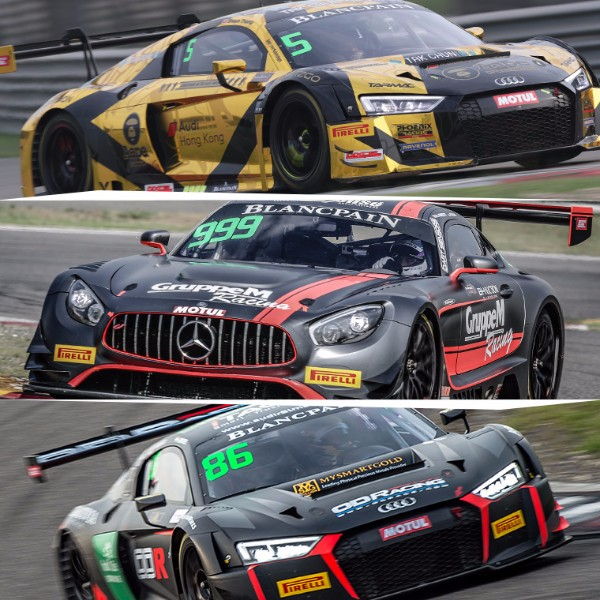 THREE CREWS, TWO RACES, ONE CHAMPION: ZHEJIANG SET FOR BLANCPAIN GT SERIES ASIA TITLE SHOWDOWN
