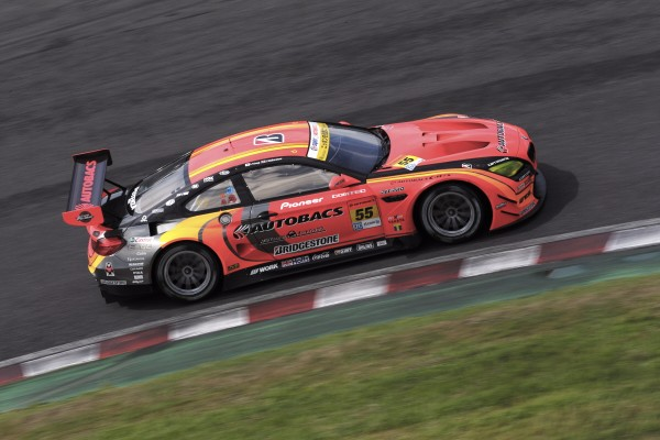 WALKINSHAW TARGETS BIG POINTS AS SUPER GT TITLE BATTLE HEADS TO THAILAND FOR PENULTIMATE ROUND