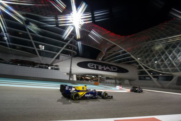 DAMS END 2017 F2 CAMPAIGN WITH ANOTHER PODIUM IN ABU DHABI