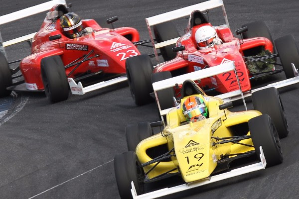 FIA Formula 4 South East Asia Double Header at Buriram