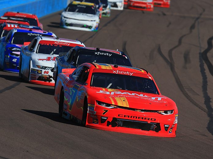 Allgaier Loses Crew Chief Ahead Of Championship Race