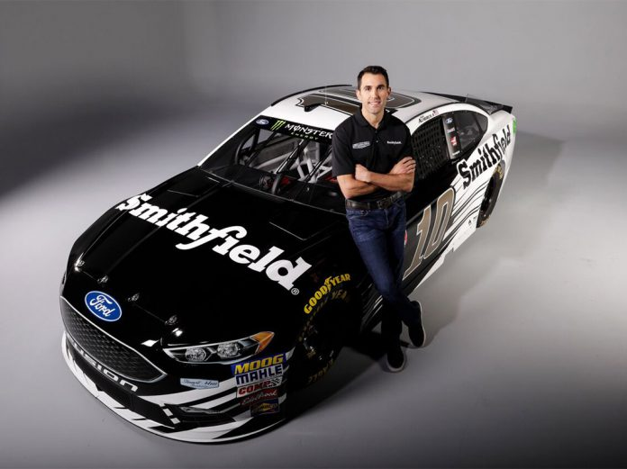 Almirola To Drive No