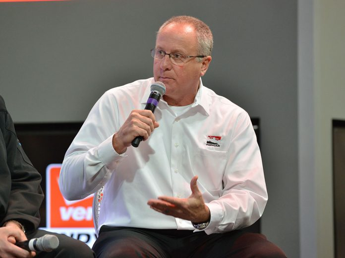 Barnhart Leaves IndyCar For Harding Racing