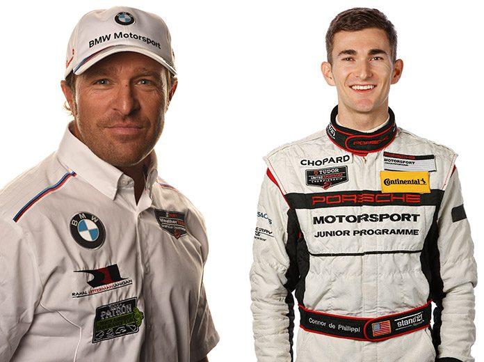 BMW Team RLL Adjusts IMSA Driver Roster