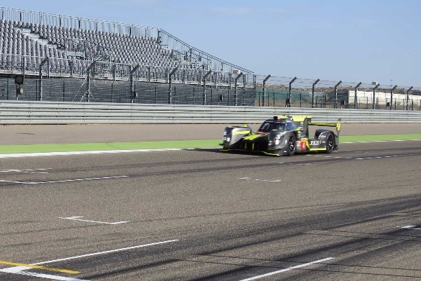 ByKOLLES RACING COMPLETES ARAGON TEST