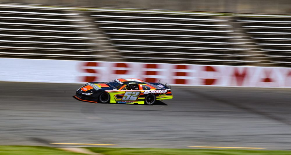 Darling Dominates at Seekonk