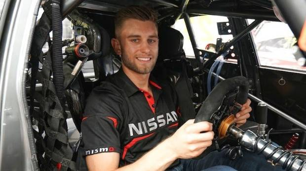 Kiwi Andre Heimgartner secures Supercars seat with Nissan