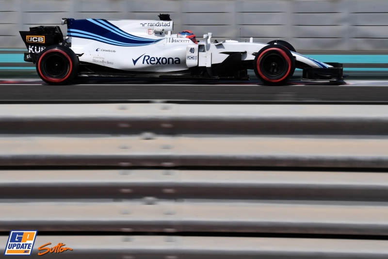 Kubica: Disappointing if I miss 2018 F1 seat