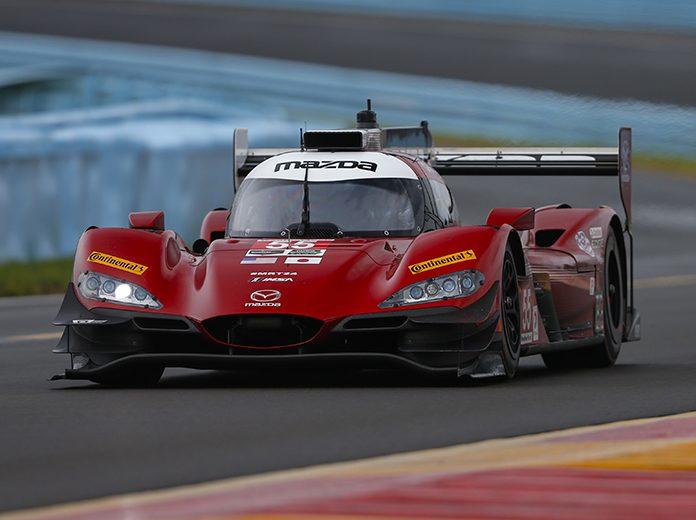 Mazda Team Joest Sets Driver Rosters