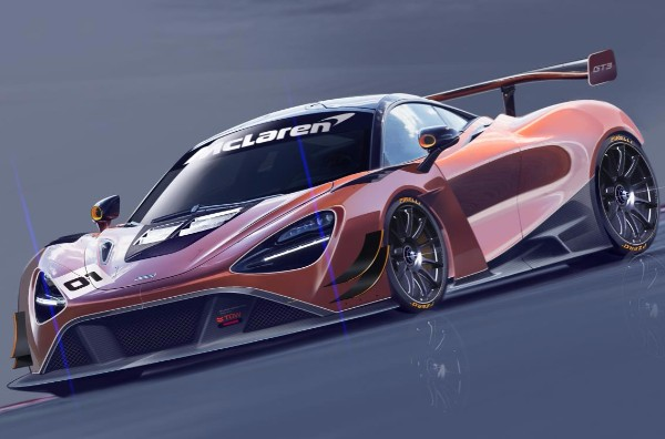 McLAREN AUTOMOTIVE EXPANDS CUSTOMER-FOCUSED MOTORSPORT OFFERING