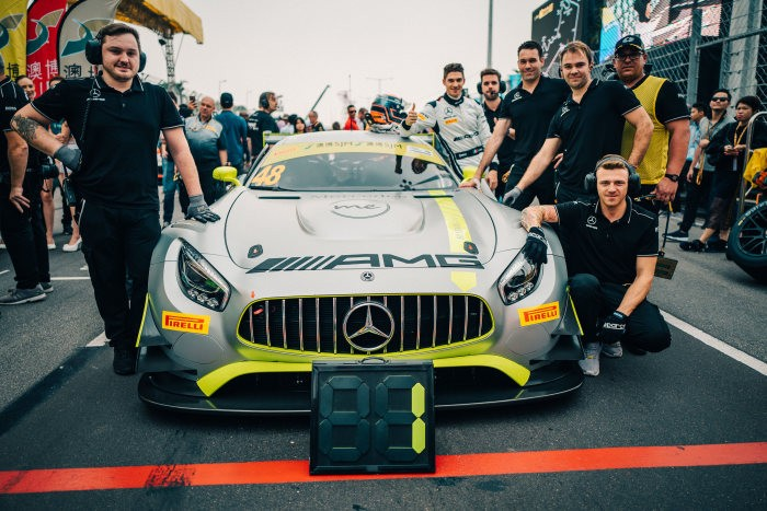 mortara worldchamp at Macau