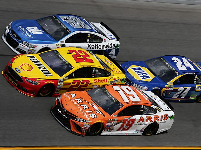 NASCAR Sets Start Times For Cup Series