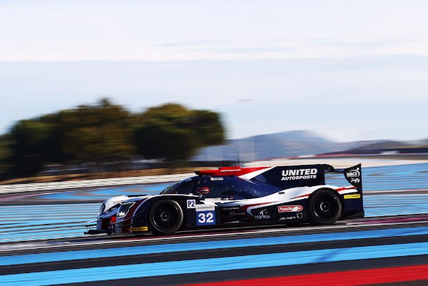 NORRIS EXCELS IN MAIDEN SPORTS-PROTOTYPE TEST RUNS