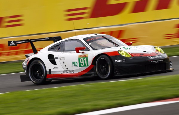 PORSCHE GT DRIVERS AIM FOR THE WORLD CHAMPIONSHIP CROWN