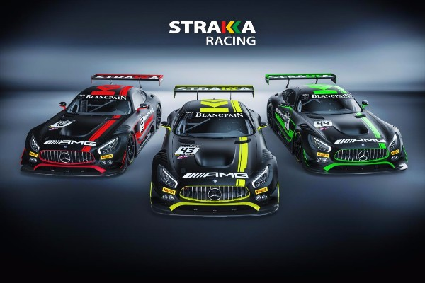 STRAKKA RACING TO BECOME MERCEDES-AMG PERFORMANCE TEAM FOR 2018 INTERCONTINENTAL GT CHALLENGE
