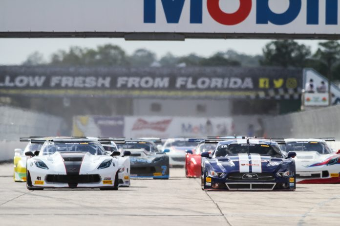 Sunoco Is Official Fuel Of Trans-Am
