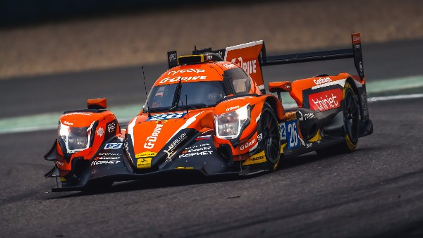 THE POWER OF THE YOUNG GUNS, G-DRIVE RACING AT SHANGHAI