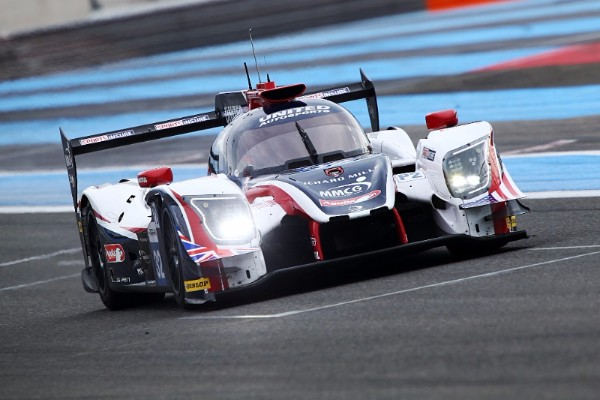 UNITED AUTOSPORTS COMPLETE SUCCESSFUL RICARD TEST