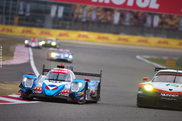 VAILLANTE REBELLION WINS THE 6 HOURS OF SHANGHAI