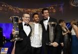 2017 review: Mercedes, Hamilton four-midable