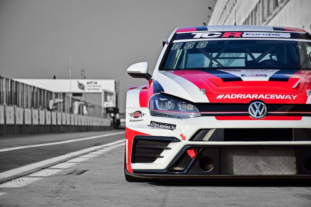Bioitalia Spa and WSK Promotion give birth to the TCR DSG Championship.  Total money prize worth €280.000