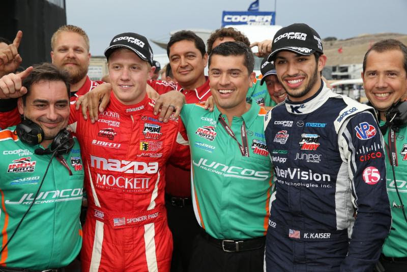 Juncos Racing Announces Search for Third Driver in the 2018 Indy Lights Championship