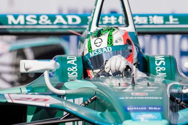 ANTONIO FELIX DA COSTA IN THE POINTS FOR MS&AD ANDRETTI AT FORMULA E SEASON-OPENER IN HONG KONG