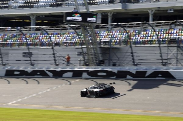 BMW MOTORSPORT CONTINUES TEST PROGRAMME WITH THE NEW BMW M8 GTE AT DAYTONA