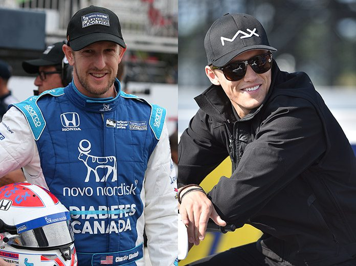 Carlin Heading To IndyCar With Kimball & Chilton