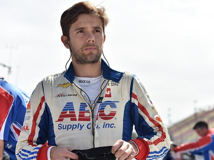 Carlos Munoz Returns To Andretti For Indy 500
