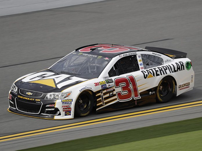 Caterpillar Extends Pact With Richard Childress Racing