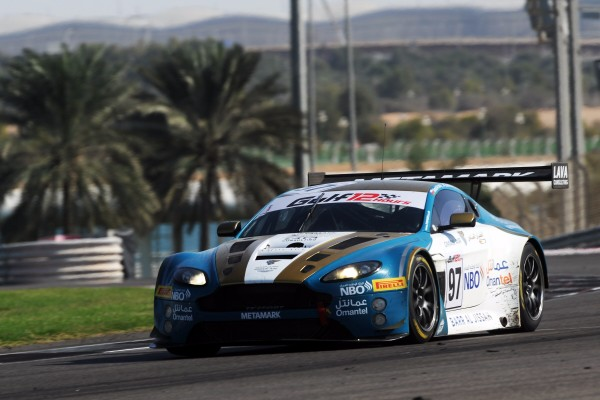 CLASS RUNNER-UP SPOT FOR OMAN RACING IN GULF 12 HOURS SPECTACULAR