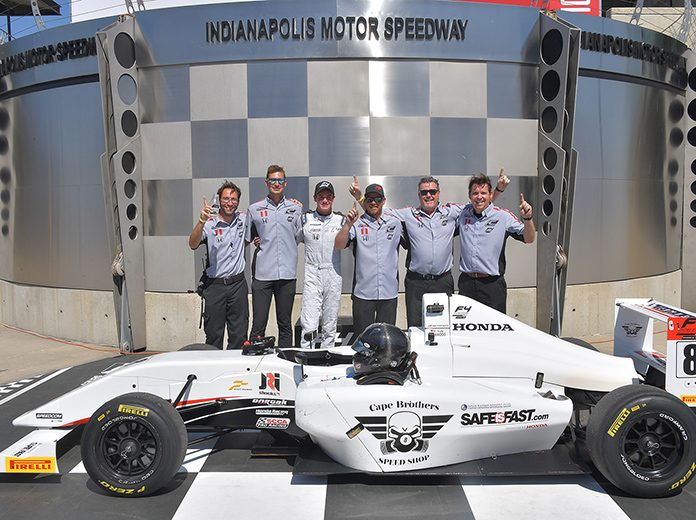 DC Autosport Launches F4 Program, Teams With Cape